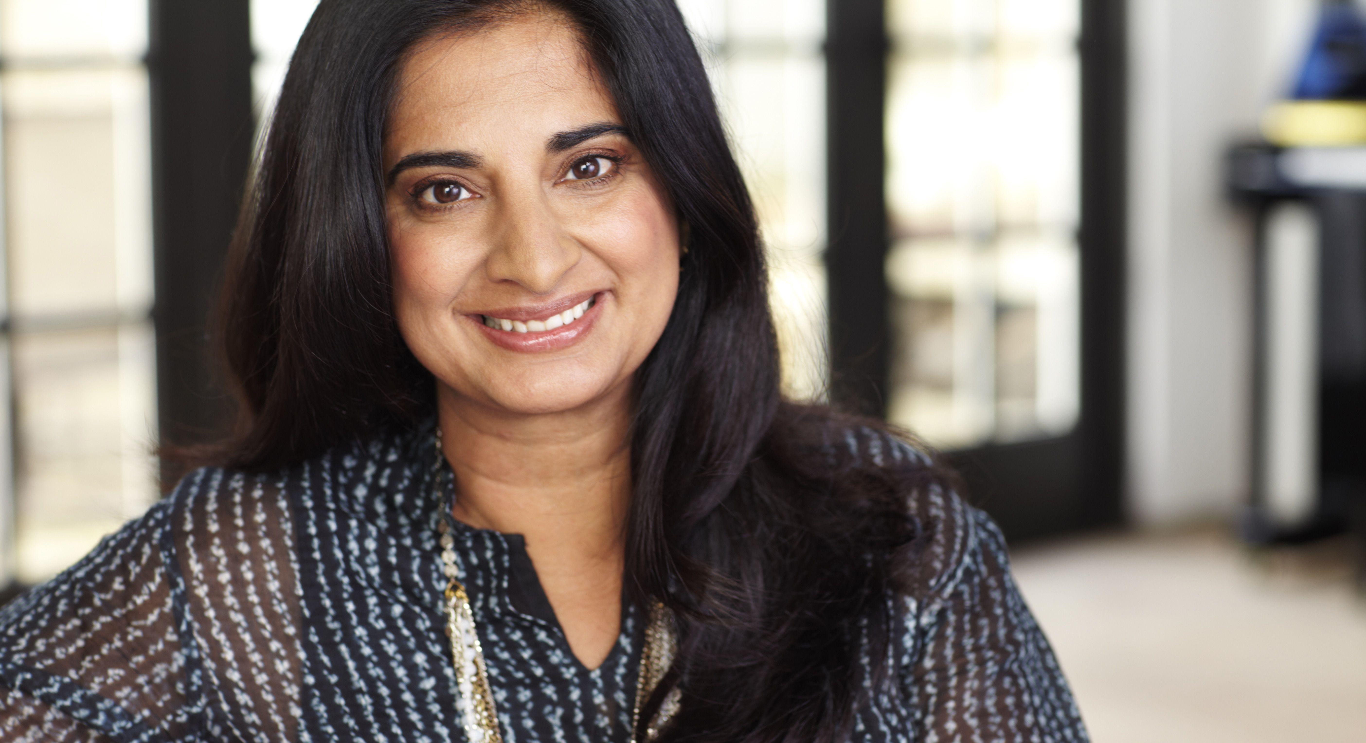 """Follow your personal journey to purpose by """"Living With Intent"""" with @mallikachopra."""