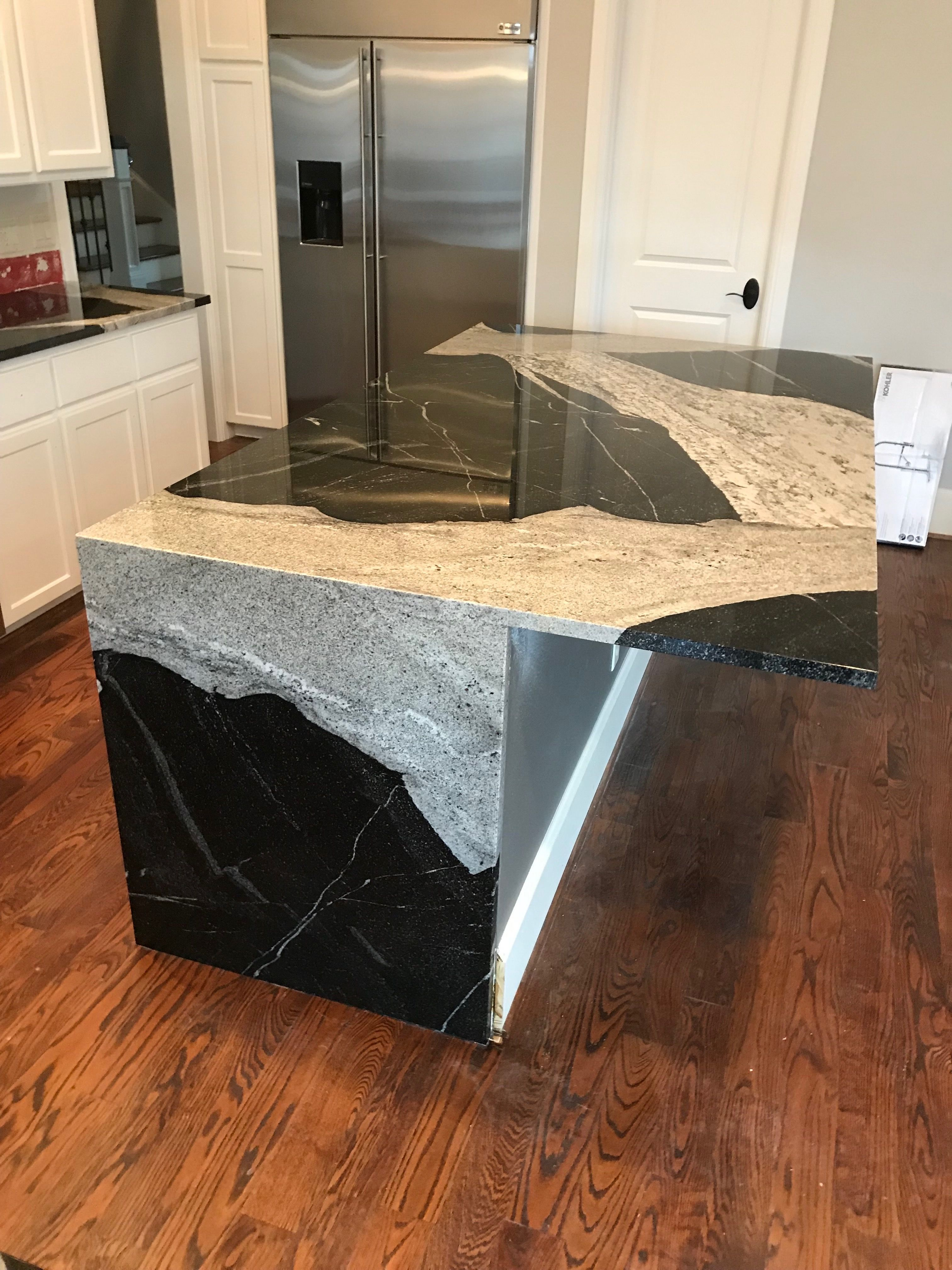 Maori Granite By Allure Natural Stone In 2020 Granite Countertops Kitchen Granite Natural Stones