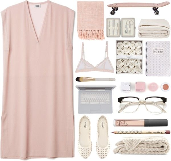 """Pinkish xx"" by berina-2000 on Polyvore"