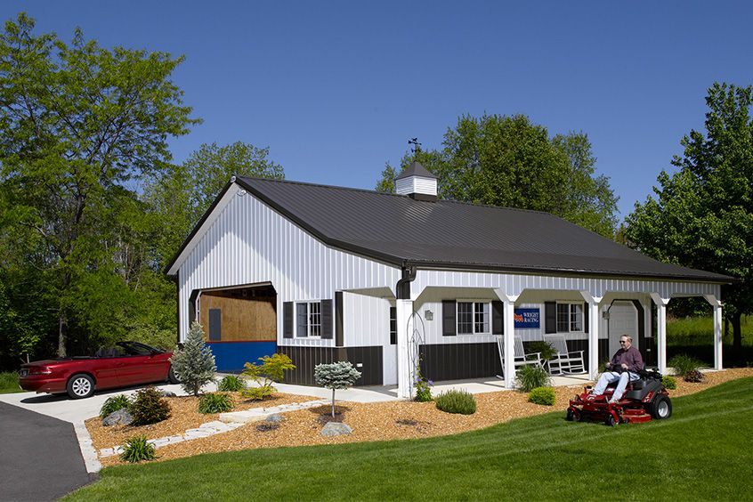 Hobby + Recreation Garage