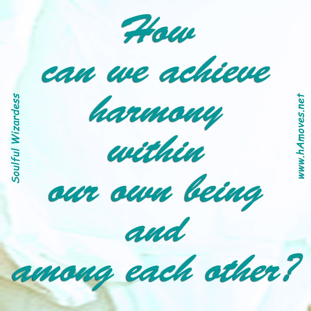 Wisdom on the veils of eurythmy, harmonious movement... https://www.facebook.com/SoulfulWizardess/