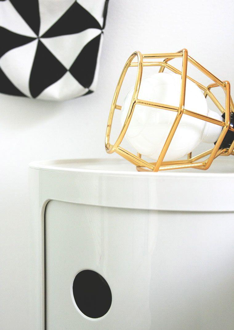 Via Hunajaista | Kartell Componibili | Design House Stockholm Lamp