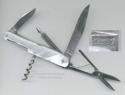 Victorinox Was Established In 1884 The Current Cross And