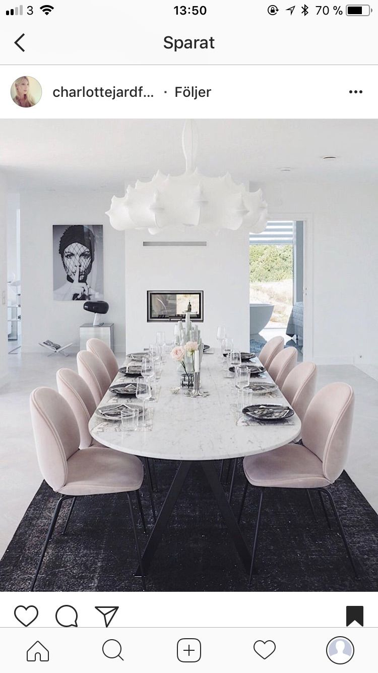 Pin by Petra Mirt on Home   Pinterest   Interiors, Room and Dining Ull Dining on