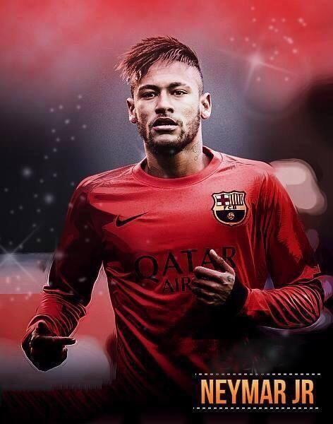 Edit Neymar Jr Via Gattary