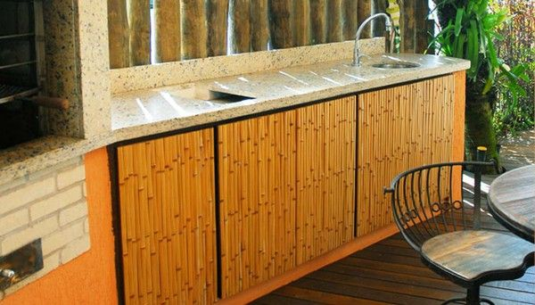 kitchen cabinets with rattan inserts - Google Search | Awesome ...