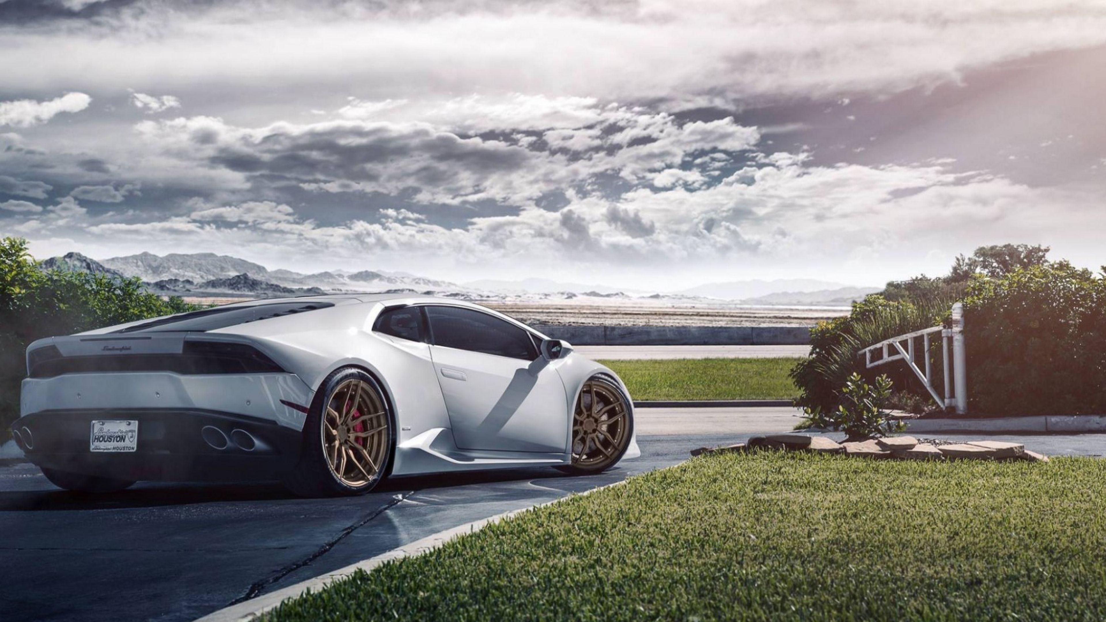 Lamborghini Huracan Wallpaper 1080p Free Download Hd Wallpapers