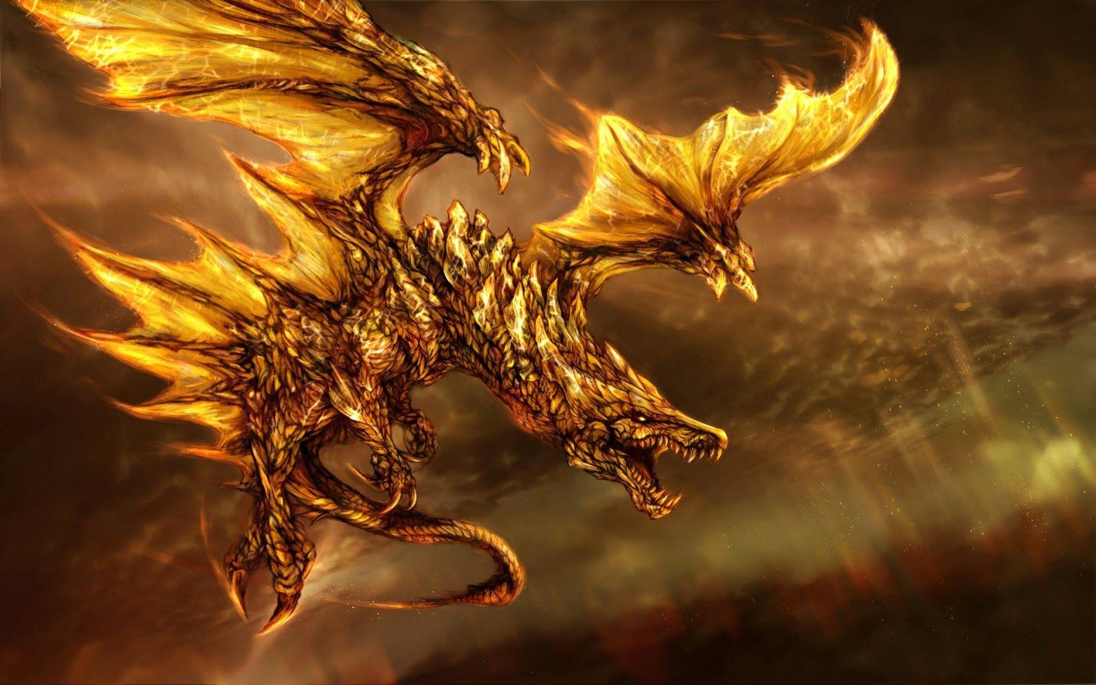 Fire Dragon Hd Wallpaper In 2020 Fire Dragon Fire Breathing Dragon Creature Artwork