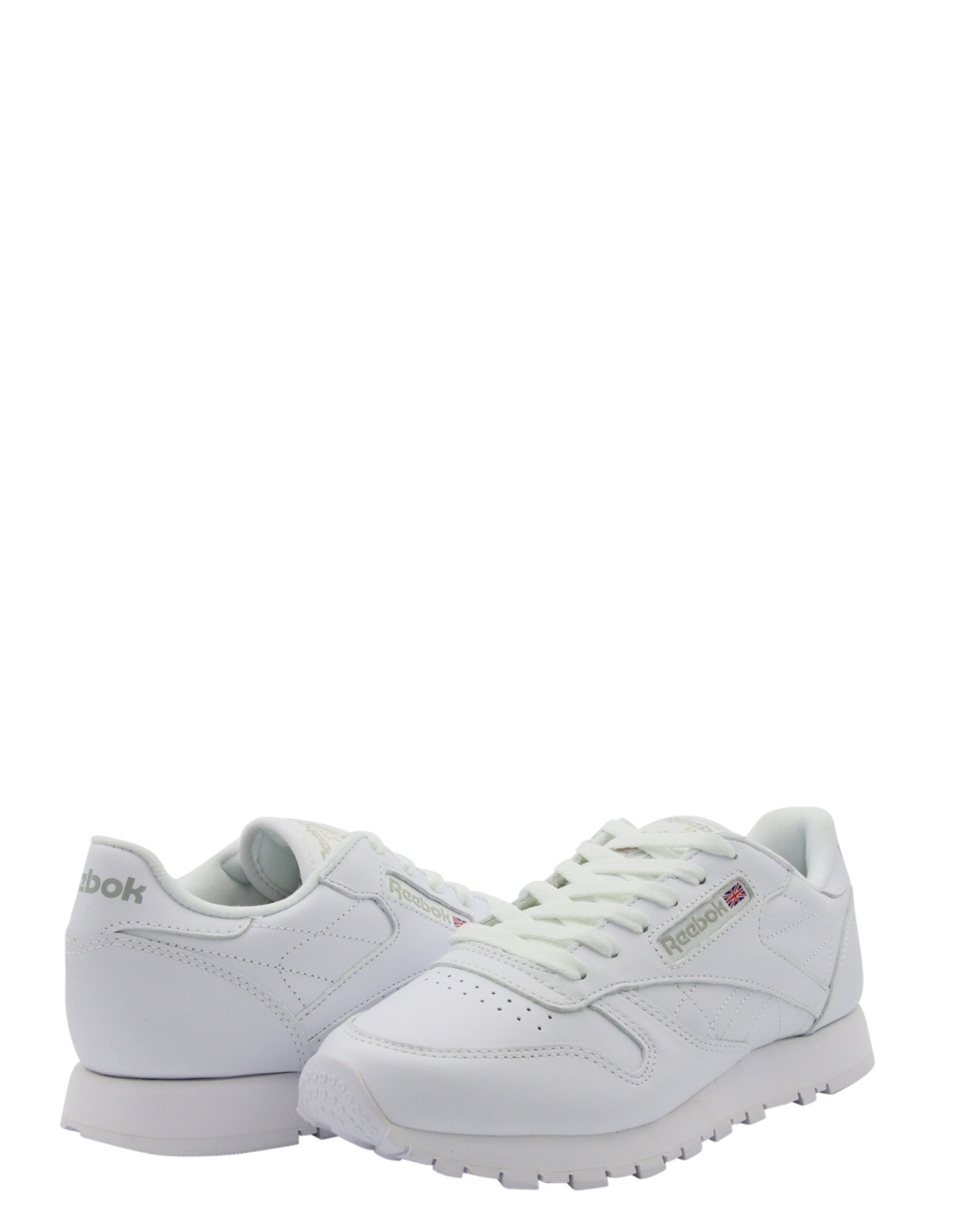 401e9e11a These classic leather Reebok are great for school or casual events.  Complete you child's outfit