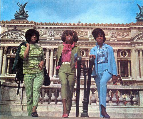 The Supremes, 1967.