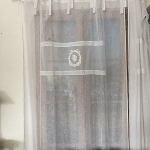 grands rideaux rideaux voilage blanc