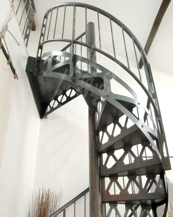 Escaliers Décors®  SPIR\u0027DÉCO® San Francisco (modèle déposé) DH95