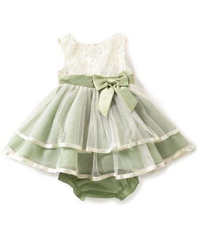 4685a70aa Rare Editions Baby Girls 12-24 Months Ballerina Dress #Dillards Ballerina  Dress, Christmas
