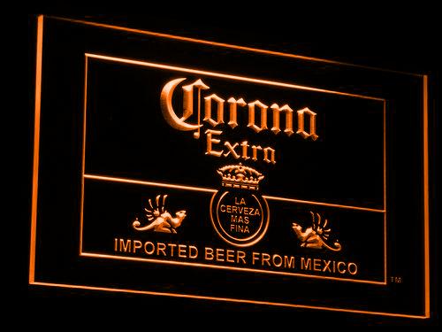 Corona Extra Mexico LED Neon Sign
