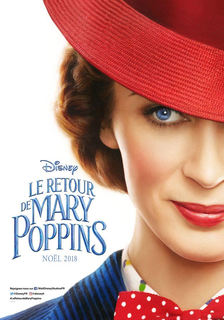 A Nous Quatre Film Complet En Francais Mary Poppins Enfile A Nouveau Son Trench Son Echarpe Et Son Chapeau Cinquante Quatre Ans Apres Le Premier Film De Mary Poppins Regarder Film Gratuit Poppins