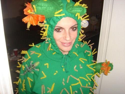 Cactus costume hoodie | Costumes | Pinterest | Costume contest ...