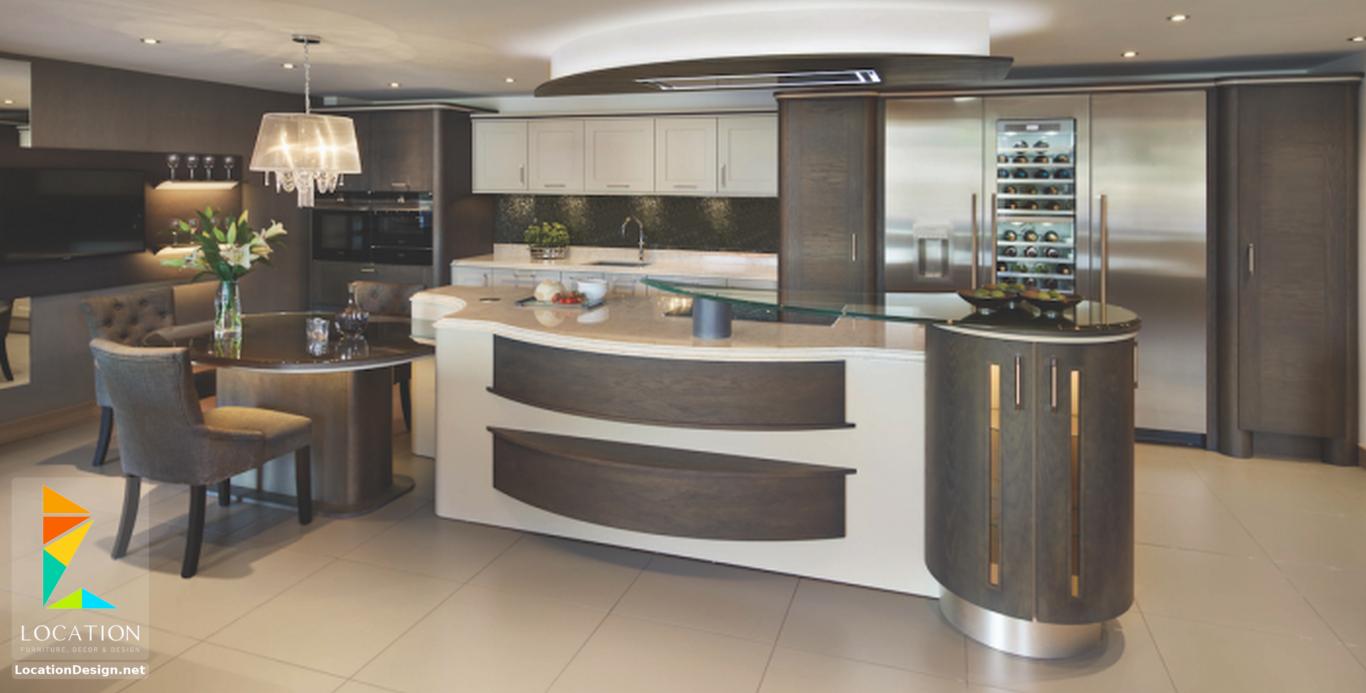 افضل انواع المطابخ بالصور لوكشين ديزين نت Kitchen Decor Home Decor