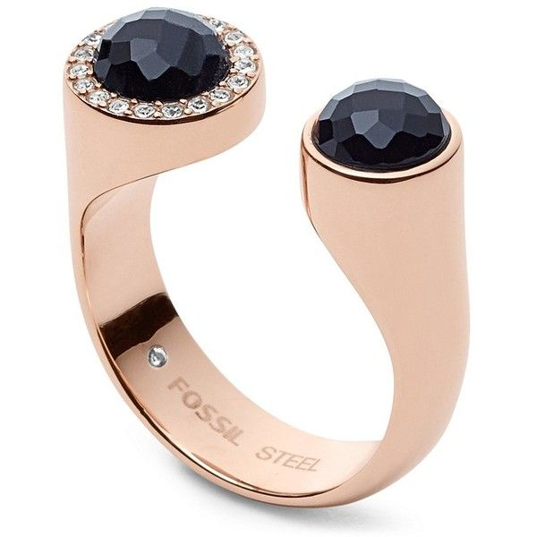Fossil Gemstone Ring Jf0251379155 704590 IDR liked on