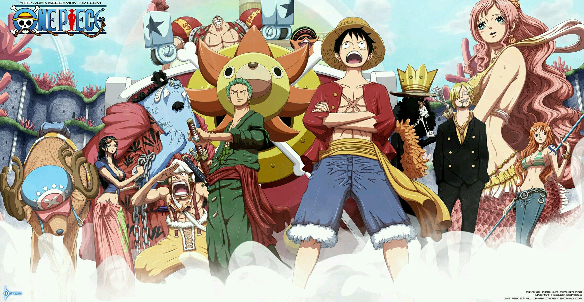 Pin by Art Alec on One Piece One piece episodes, Anime