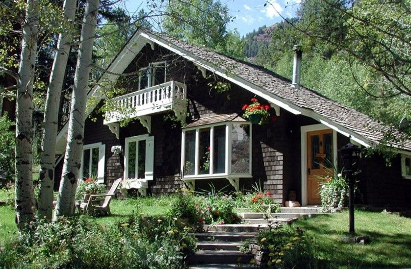 Redstone Cabin Rental: Turn Of The Century Carriage House / Steps To  Crystal River U0026 Fishing Paradise