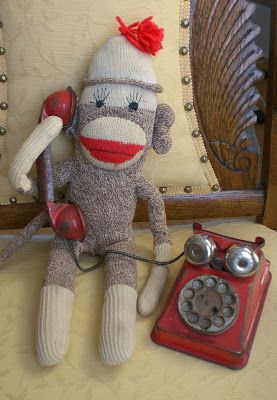 Are Sock puppy toy vintage