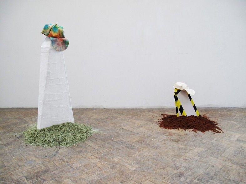 Modeconnect.com - Untitled (History, Sculpture, Me), 2012, Joe Frazer