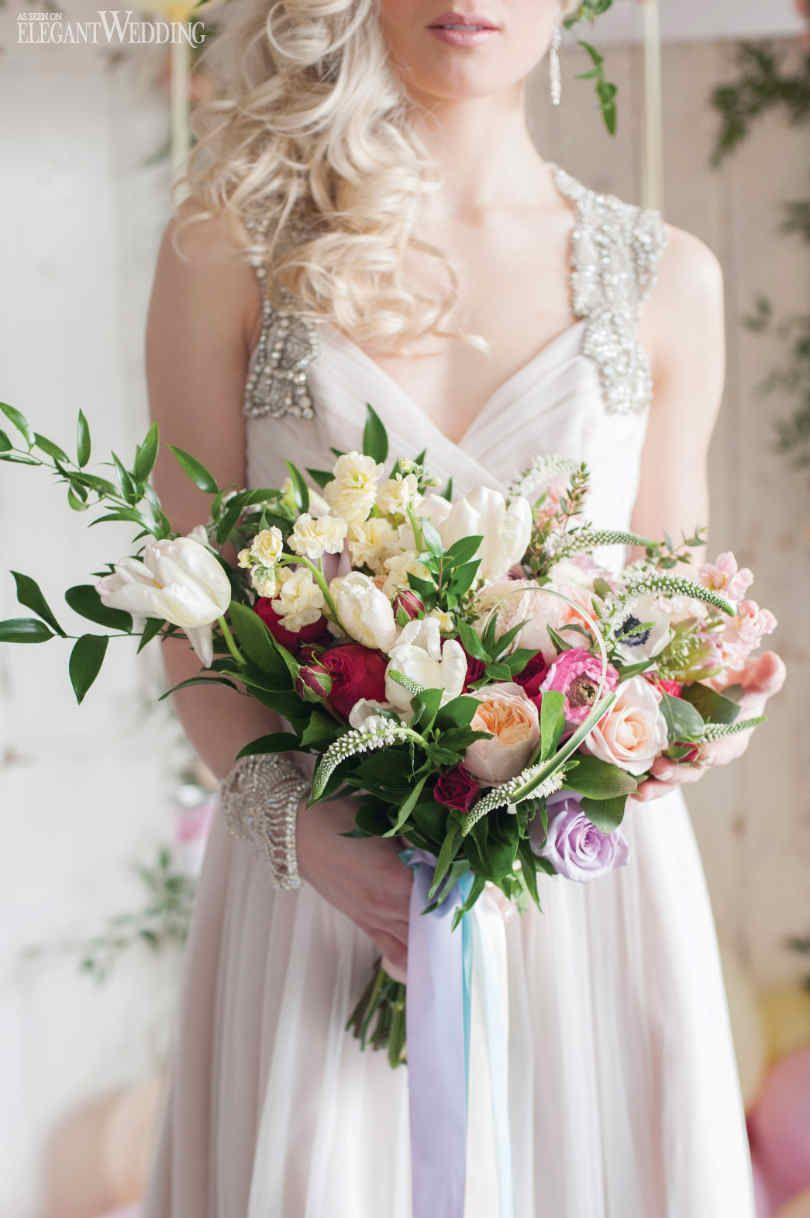 www.TrulyYoursPlanning.com - BOHO FLOWER CHILD WEDDING INSPIRATION | Elegant Wedding