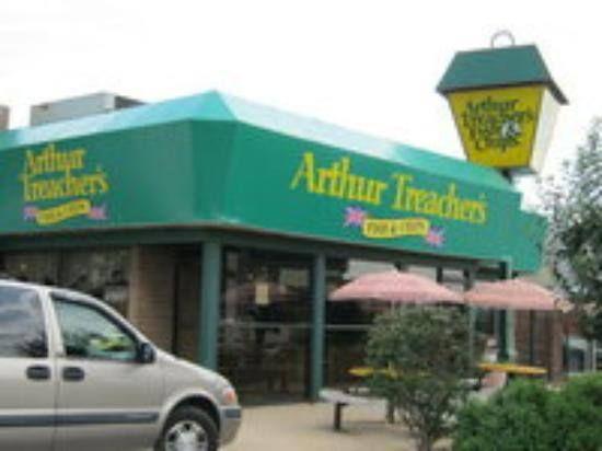 Arthur Treacher S Fish And Chips Kinderkamack Rd River Edge