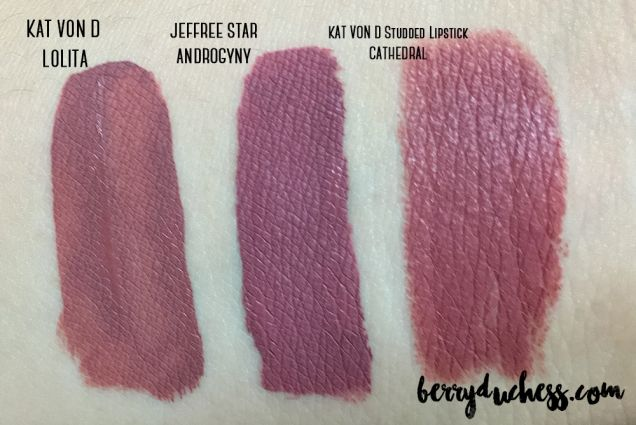 Kat Von D Everlasting Lip Duo: Lip Contour Edition - Google Search