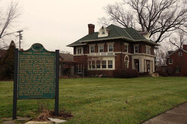 Detroit Still Historic Homes Historic Homes Bay View Home