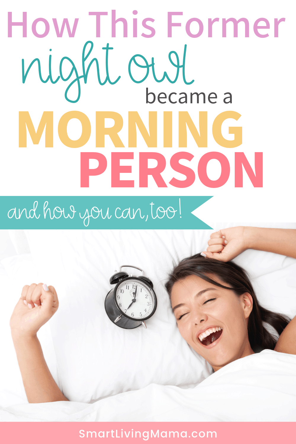 Are you a night owl who struggles to get up in the morning
