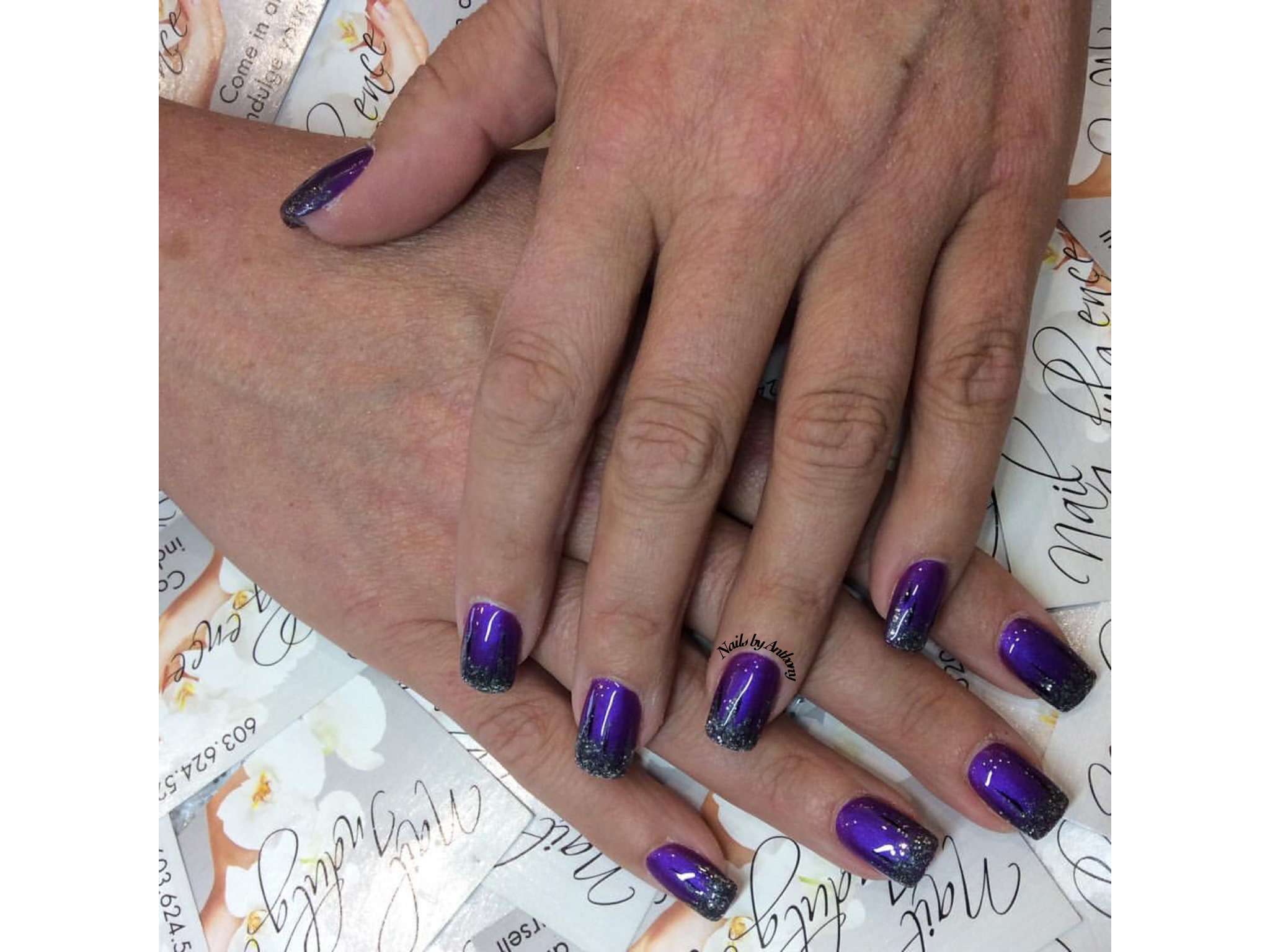A New Look. Nails by Anthony | Nails By Anthony | Pinterest