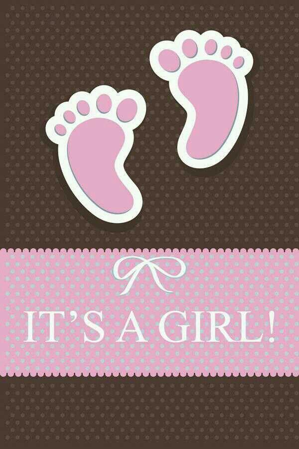 Baby girl invites