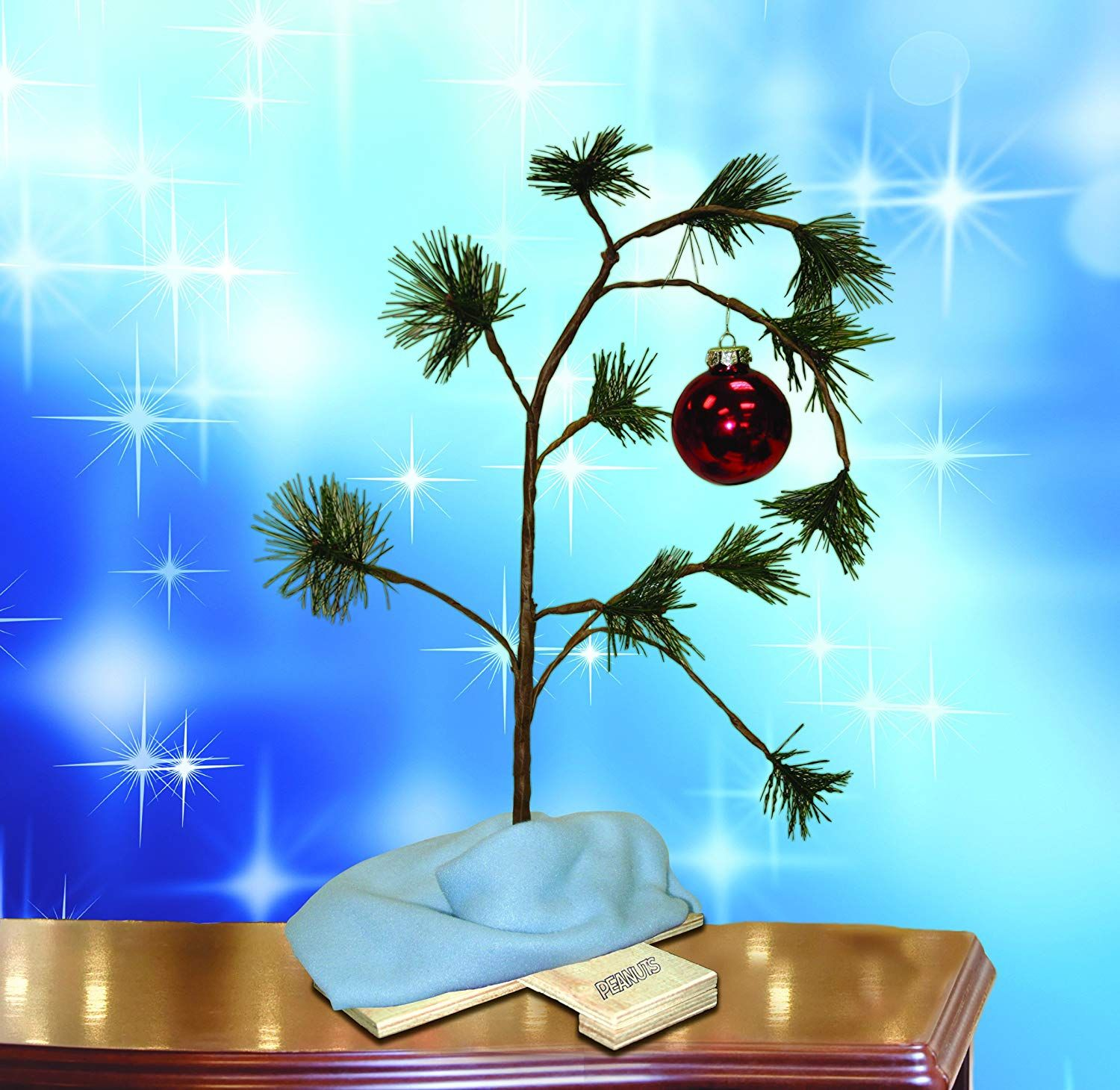 Product Works 24Inch Charlie Brown Musical Christmas Tree
