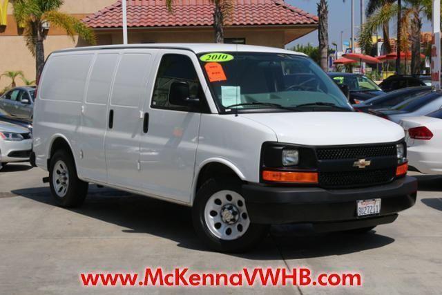 2010 Chevrolet Express 1500 63 032 Miles 14 988 Cargo Van Cargo Vans For Sale Vans