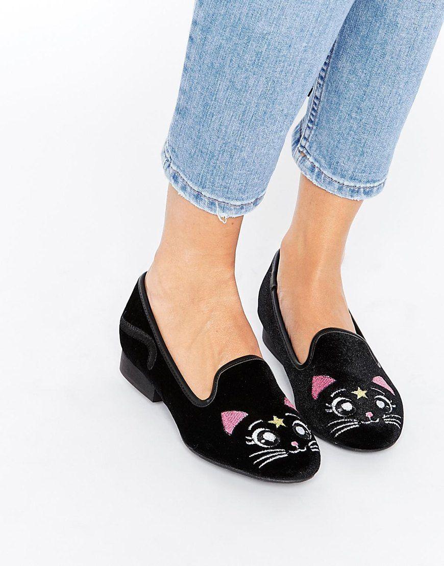 YRU Luna Animal Slipper Shoes