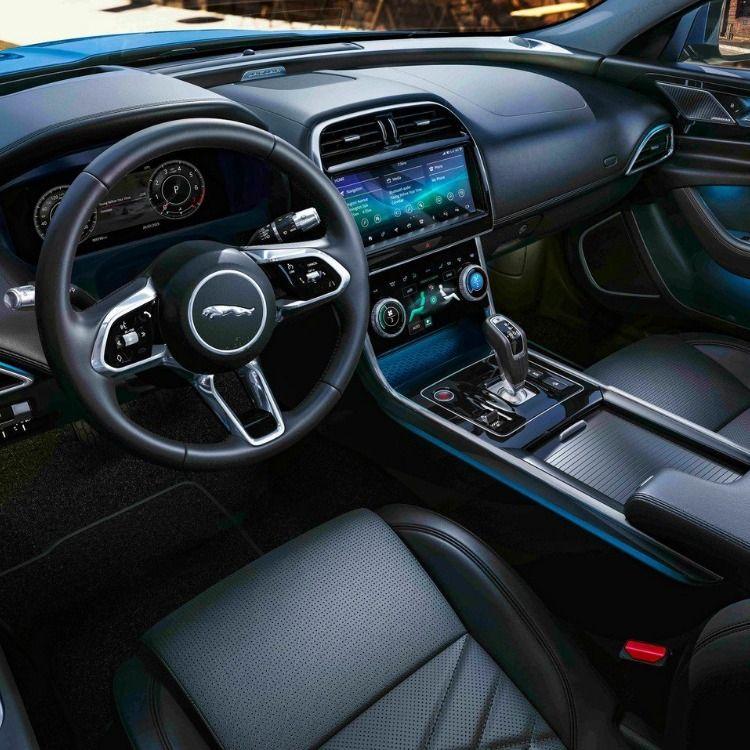 2020 Jaguar Xe Sedan Interior Jaguar Xe Jaguar Jaguar Xf