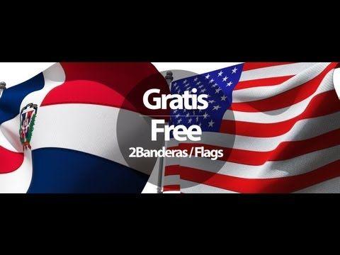 2 Banderas República Dominicana - Estados Unidos libre de descargas  2 Flags Dominican Republic - United States free Donwload  Resolución / Resolution: 1080p   Pre-Keyed / Alpha Channel     RD BANDERA / RD FLAG:  http://rapidshare.com/files/2317151686/HS_Rd%20Flag.mov    US BANDERA / US FLAG:   http://rapidshare.com/files/2727641297/HS_Us%20Flag.mov    www.hanielsosa.blogspot.com