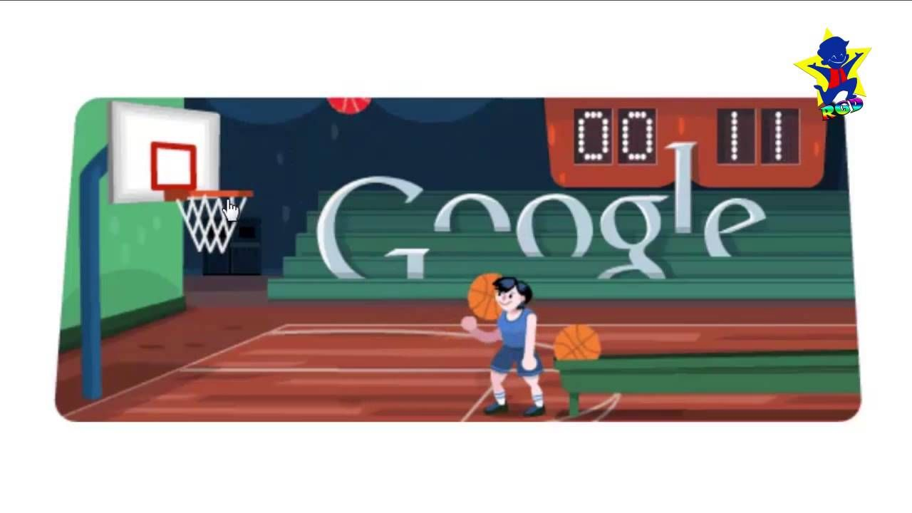 Google Doodles Basketball 2012 Fun Videos Fun Google Doodles Doodles
