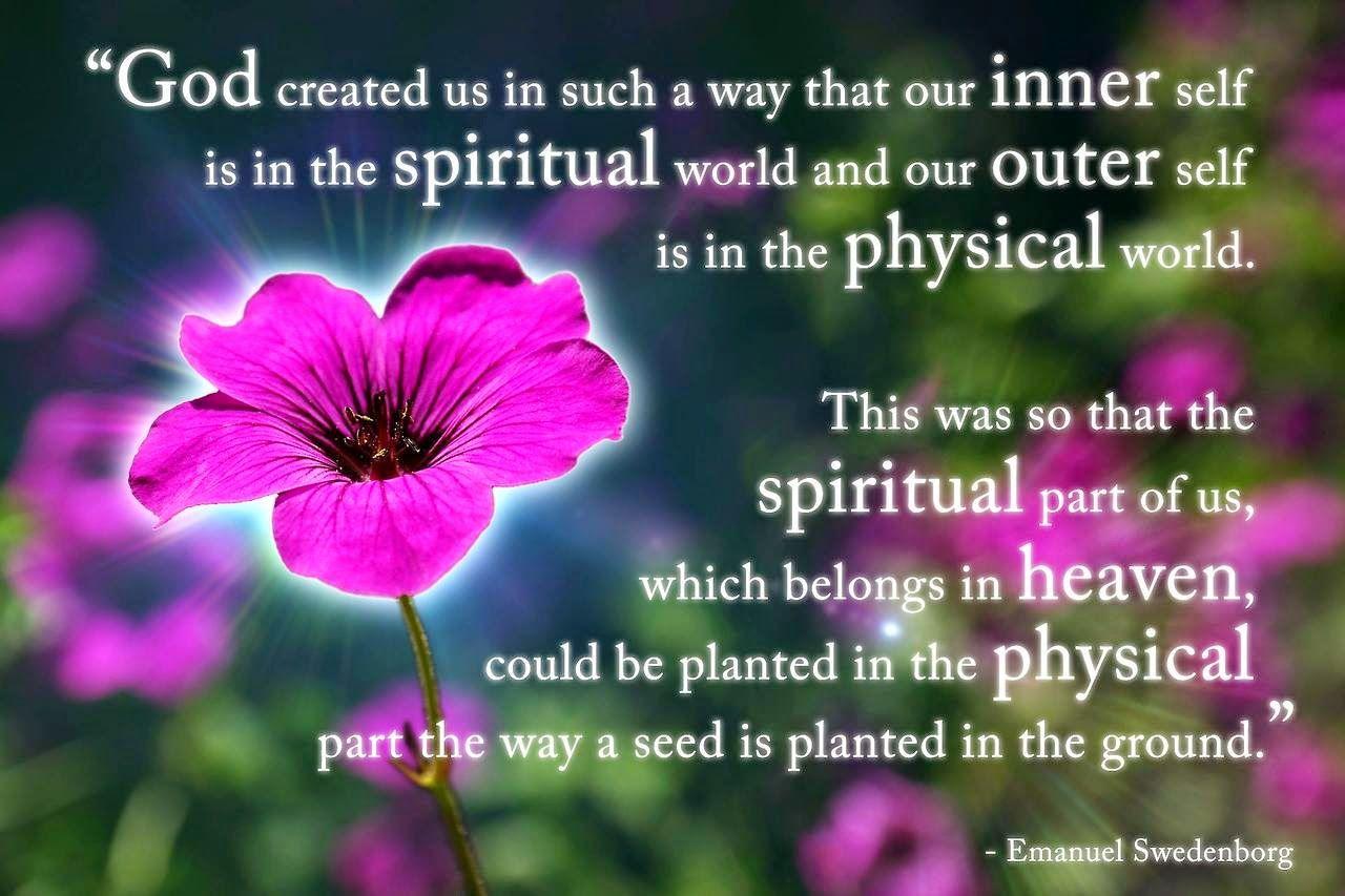 A divine revelation of the three heavens of the spiritual