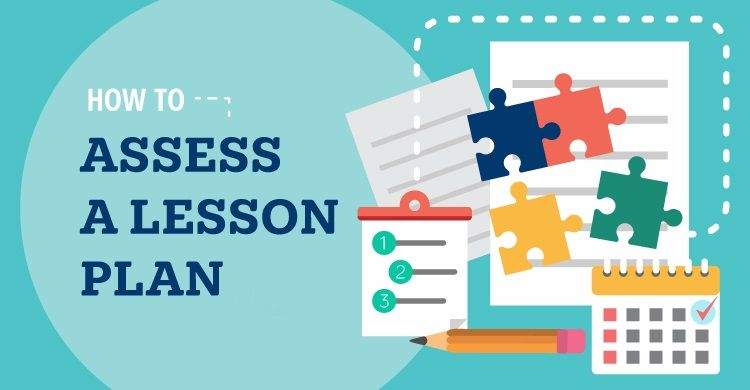 How to Assess a Lesson Plan | Solution Tree Blog ...
