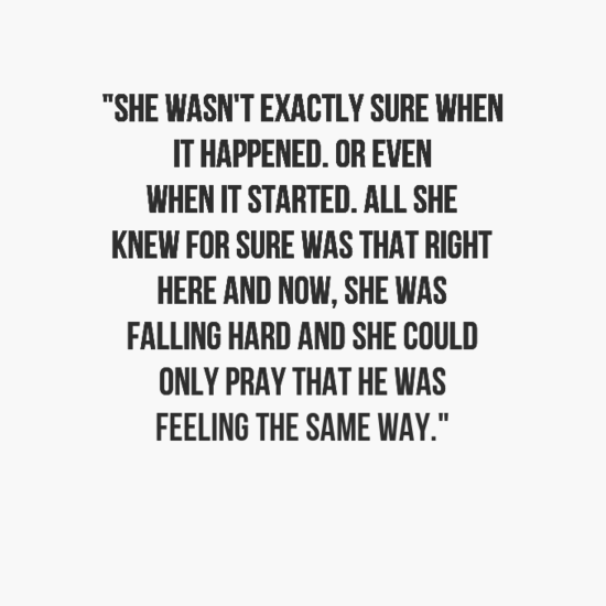 Quotes About Falling In Love Inspiration 15 Best Love Quotes About Falling In Love  Relationships Qoutes