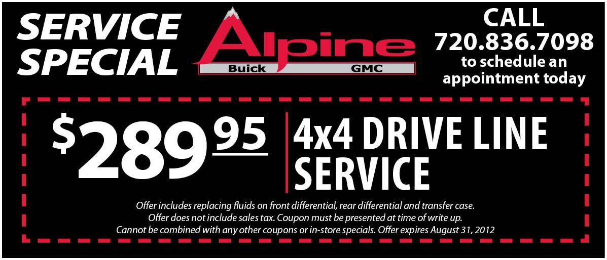 4x4 Drive Line Service 289 95 Buick Gmc Gmc Gmc Vehicles