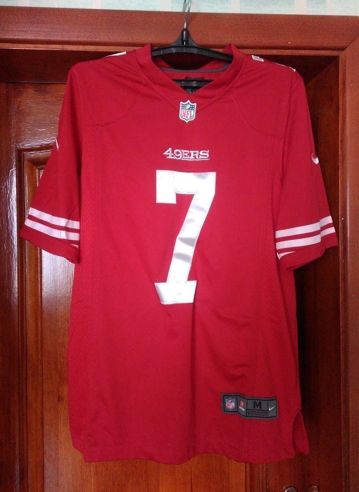 5a0eeec9819 Nike NFL San Francisco 49ERS Football Shirt Jersey Colin Kaepernick   7  size M  fashion  clothing  shoes  accessories  mensclothing  shirts (ebay  link)