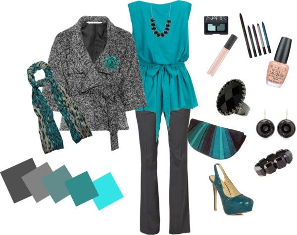 """""""Dreams in Teal"""" by socomaxcleo on Polyvore"""