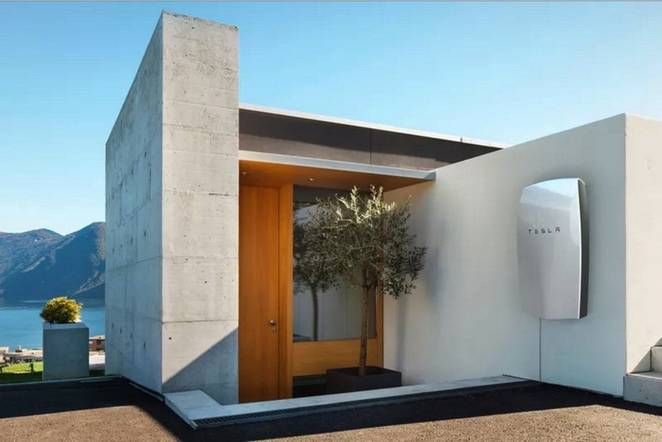 Elon Musk Plans To Build Affordable Housing With Boring Company Bricks Powerwall Solar Roof Tesla Powerwall