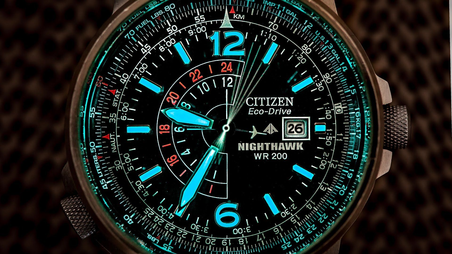 Citizen Nighthawk Review Of 2015 Cool Watches Diesel Watches For Men Eco Drive Watches