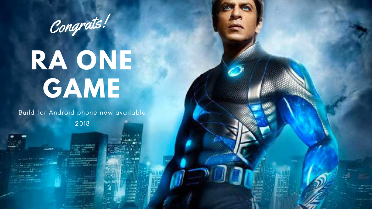 Ra One Game Download Ra One Game For Android Download Games