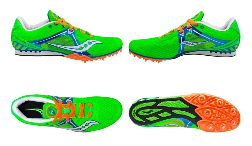Saucony Velocity 5 Spike Fleet Feet Sports Chicago