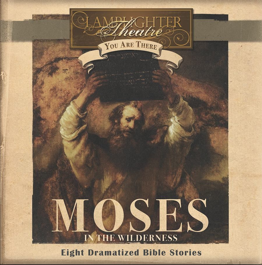 Dramatic Audio CD - You Are There Series - Moses In Egypt – Lamplighter Publishing Online Store